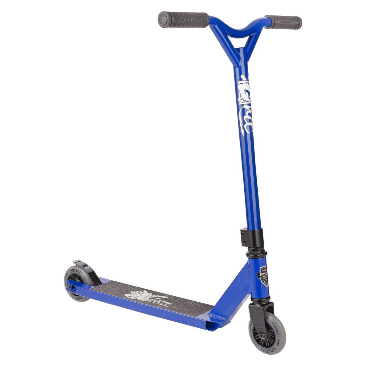 grit scooters atom complete scooter blue atom blue scoot n skates. Black Bedroom Furniture Sets. Home Design Ideas